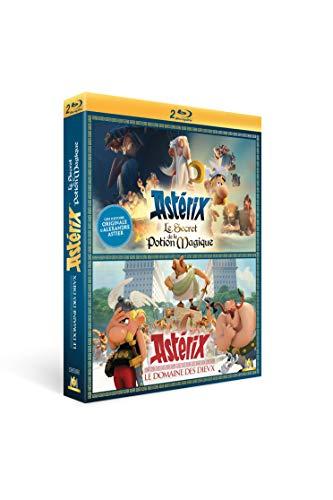 Astérix-Le Domaine des Dieux + Le Secret de la Potion Magique [Blu-Ray] 1